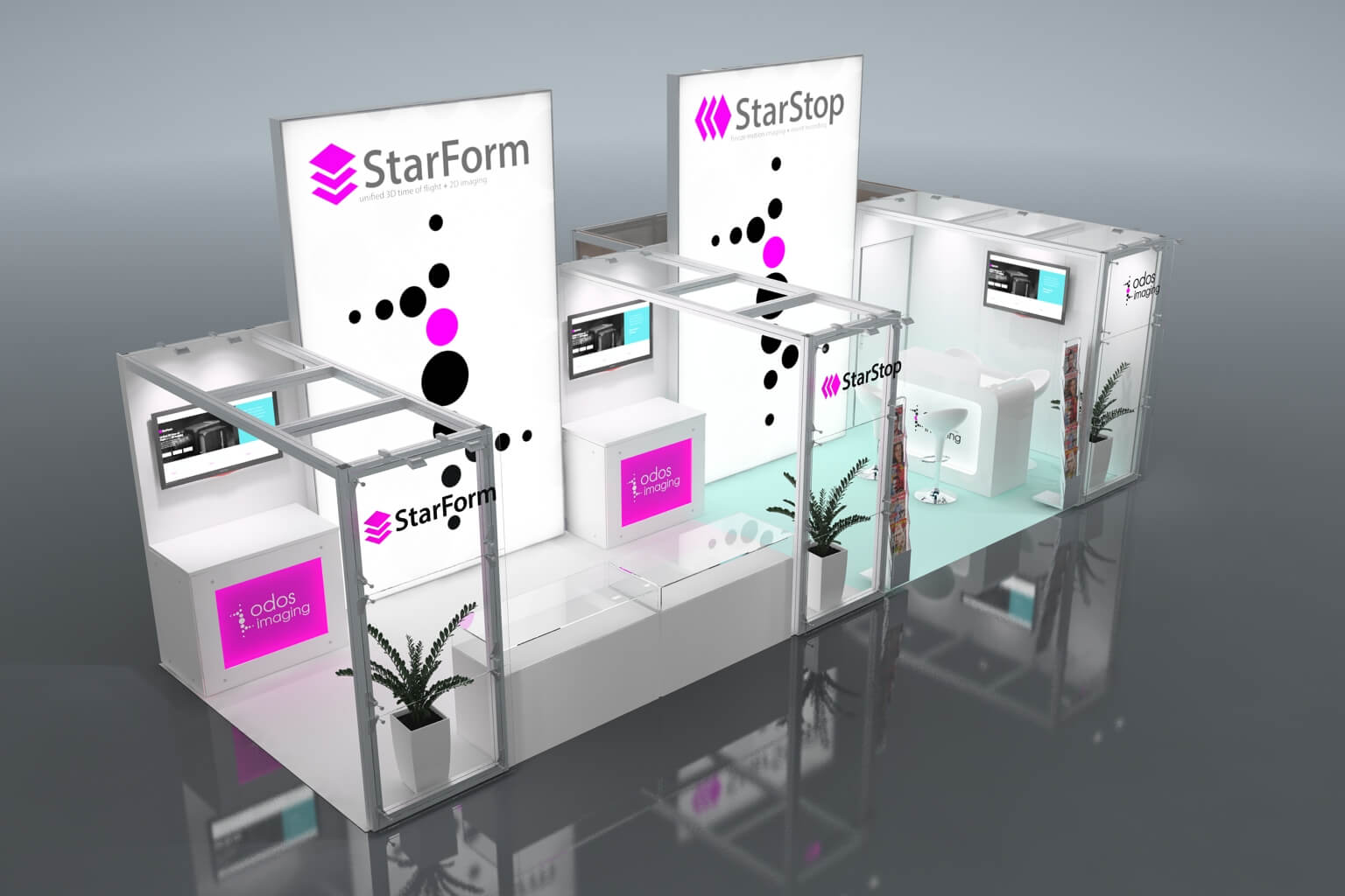 Exhibition Stand Systems : Stand systems amako expo