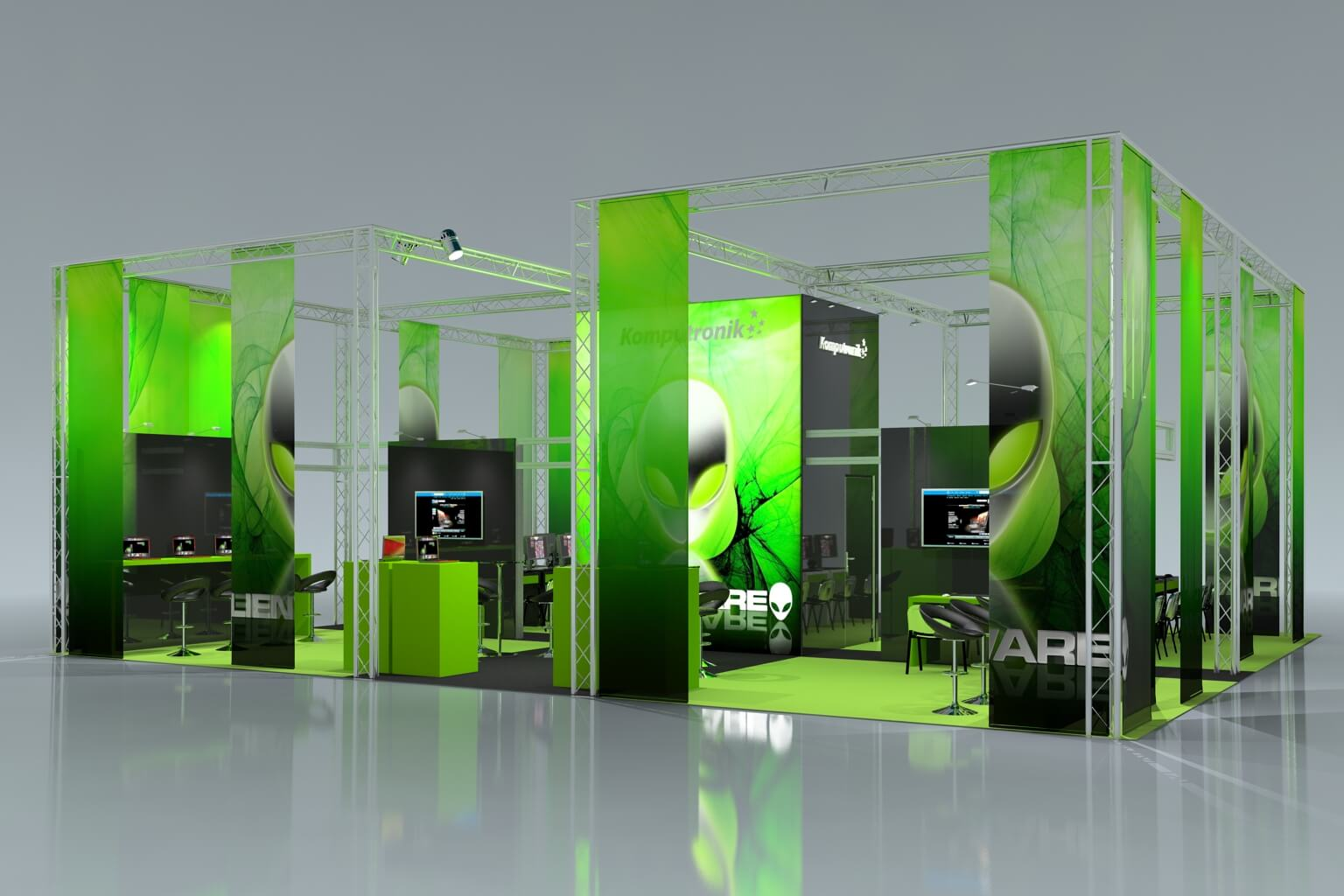 Expo Exhibition Stands Xbox One : Stand systems amako expo
